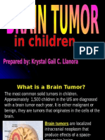 brain tumor in children.ppt