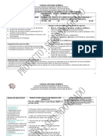 Proyecto 2-1-3 español secundaria méxico
