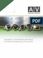 AV Industrial Products Ltd Catalogue Anti Vibration Mounts