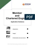 Guidance Notes - 05 - Member CEng