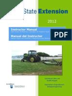 manual de instrucciones de operacion de tractores agricolas