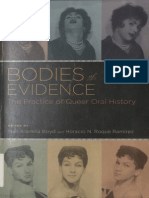 Boyd Bodies of Evidence