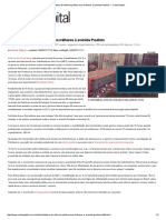 Defesa Da Reforma Política Leva Milhares à Avenida Paulista — CartaCapital