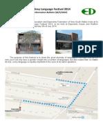 SLF2014 Information Bulletin 18-5-2014