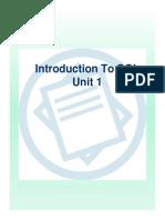Intro SQL Book