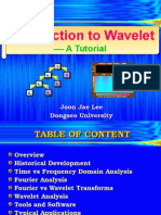 Introduction to Wavelet a Tutorial