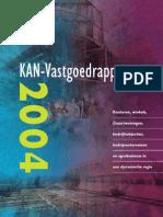 KAN VastgoedRppt2004