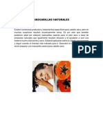MASCARILLAS NATURALES