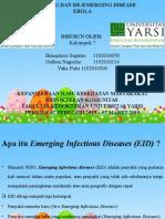 Emerging Dan Re-emerging Disease