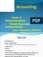 Cost Accounting Introduction.oct.2011