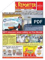 Bikol Reporter March 8 - 14, 2015 Issue