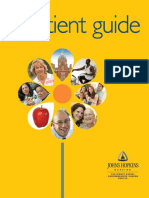 Johns Hopkins Patient Guide - Updated June 2012 - Before the Change to Vaccines