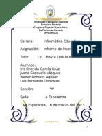 Proyecto Investigacion Ceb San Jose