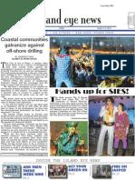 Island Eye News - March 13, 2015