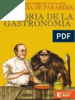 Historia de La Gastronomia - Maria Mestayer de Echague