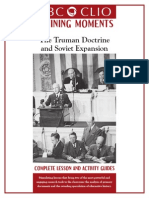 Eysturlid - Truman Doctrine ABC-CLIO