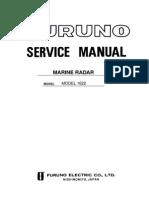 Radar 1622 Service Manual