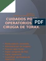 cuidadospostoperatoriosencirugiadetorax-100914111254-phpapp02
