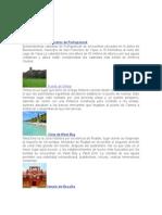 Imforme de Lugares Turisticos de Honduras
