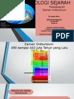 MGS.dwiki Nugraha_131101037_kelas A_ Paleogeografi Zaman Ordovisium