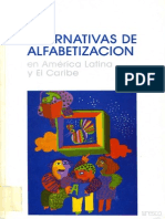 Alternativas de Alfabetización América Latina El Caribe-unesco