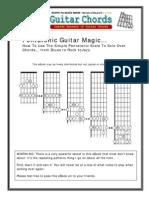 Pentatonic Guitar Magic