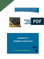 Modulo II DiseÑo DidÁctico