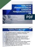 kebijakanpenanggulangannapza-111207213808-phpapp02