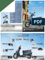 Activa125 Brochure