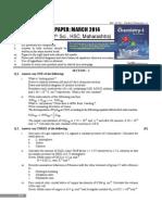 Hsc Chemistry 2014 Part 1