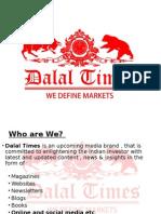 Dalal Times(Creative) Ppt
