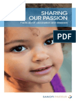 """""""Sharing Our Passion"""" Booklet"""