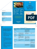 Diet DM menurut DepKes