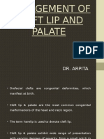Cleft Lip & Palate