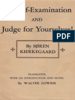 Kierkegaard, S - For Self-Examination (Princeton, 1944)