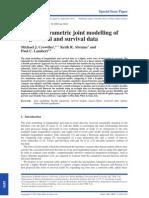 MJC - Flexible Parametric Joint Modelling