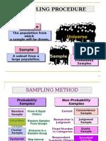 Modul 3. Teknik Sampling