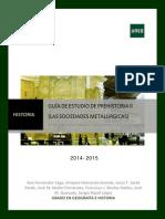 Guía Plan de Estudios Prehistoria 2014-2015 (2)