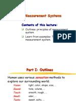 Principle of Measurement