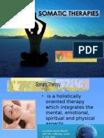 Somatic Therapies