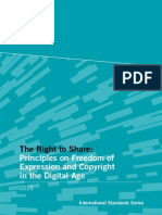 Freedom of Expression in DigitalAge