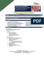 GST 2 days  Public Program by iTrainingExpert 2015.pdf