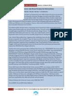 Buletin FBM Edisi 1 (15 Maret 2015)