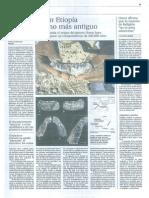 Fosil Humano Más Antiguo en Etiopía_2015