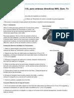 Rotor AR-300 XL Manual