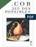 Le Jeu Des Possibles - FrançOis Jacob