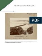 Historical Images of Sandringham Beaches