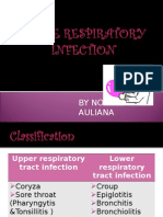 Acute Respiratory Infection203