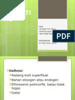 Dermatitis Selasa