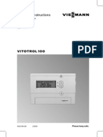 Vitotrol 100 Utd RF Operators Instructions (1)